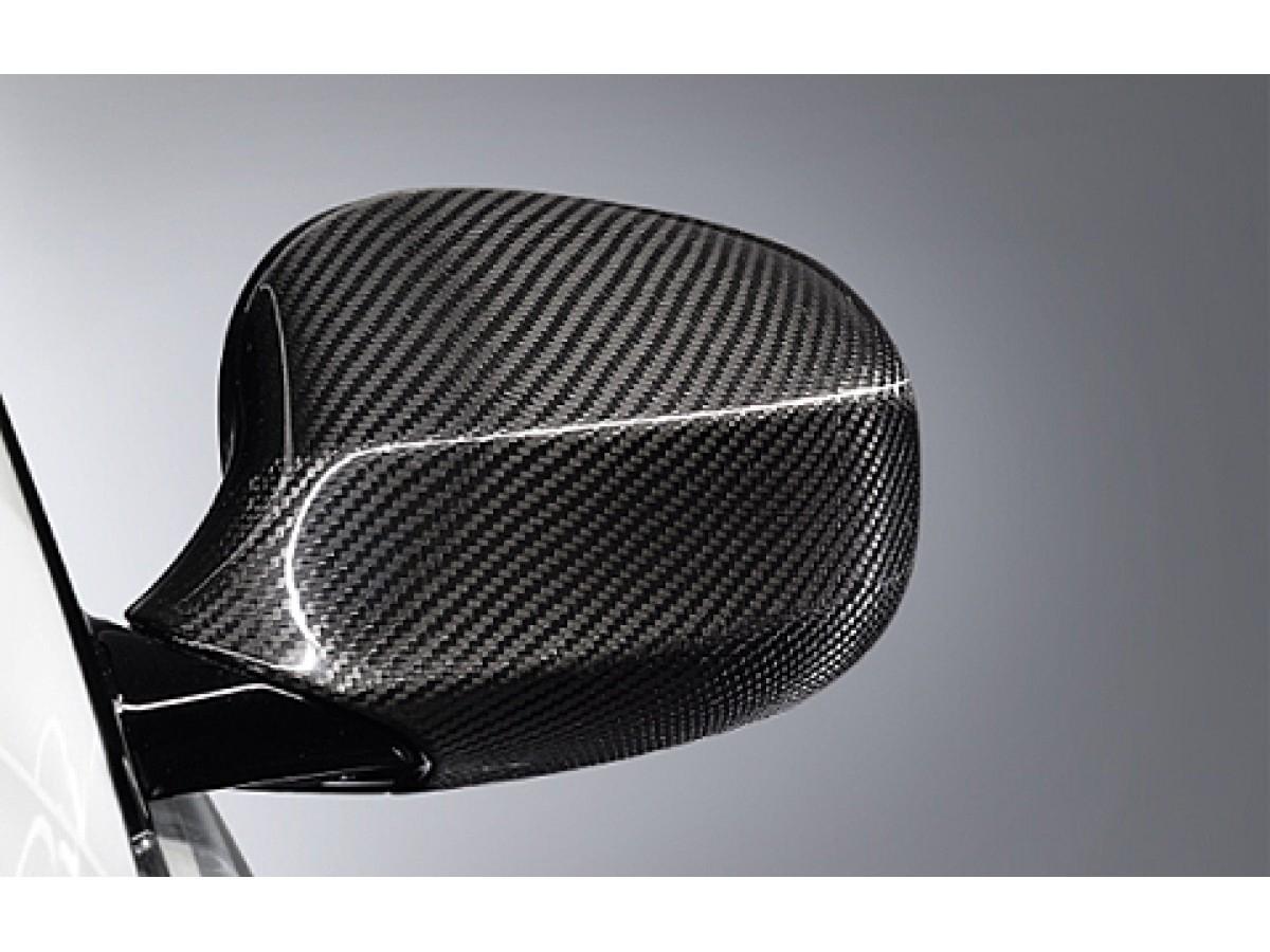 Orig. BMW M Performance Außenspiegelkappen Carbon E90 E91 vor Bj. 09/08