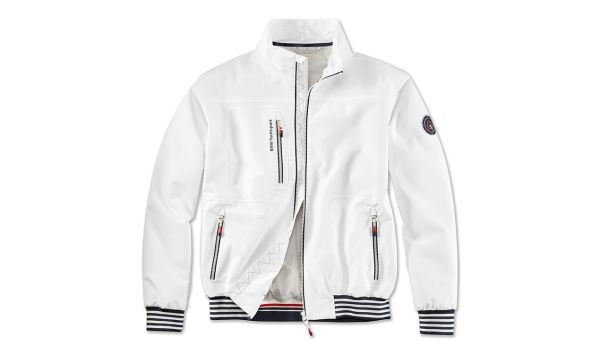 Yachtsport Jacke Herren Weiß Bmw Herren Weiß Bmw Bmw Yachtsport Jacke WY9IEDH2