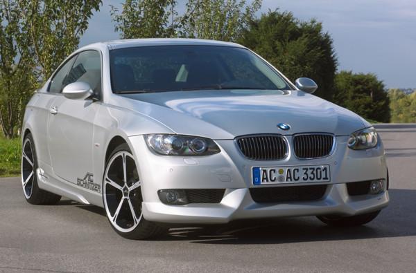 AC Schnitzer Frontspoiler für BMW 3er E92/E93