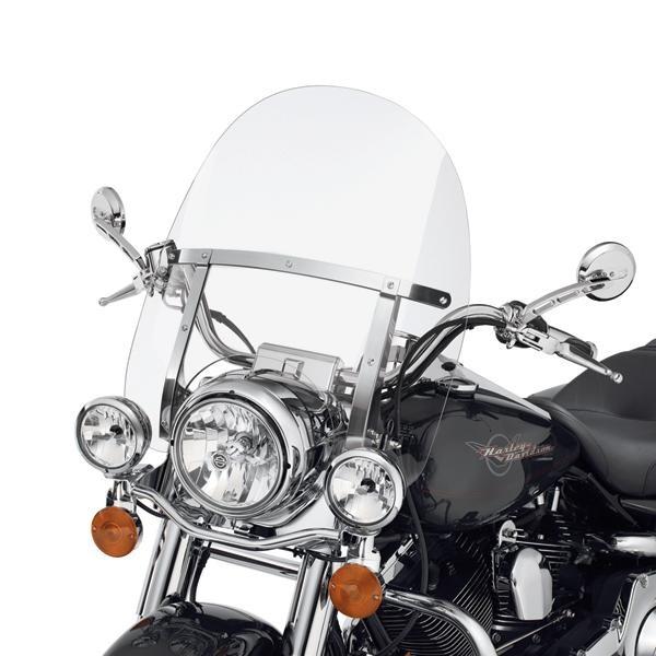 Harley Davidson H-D® Detachables™ Windschutzscheiben - Road King Modelle 58325-06