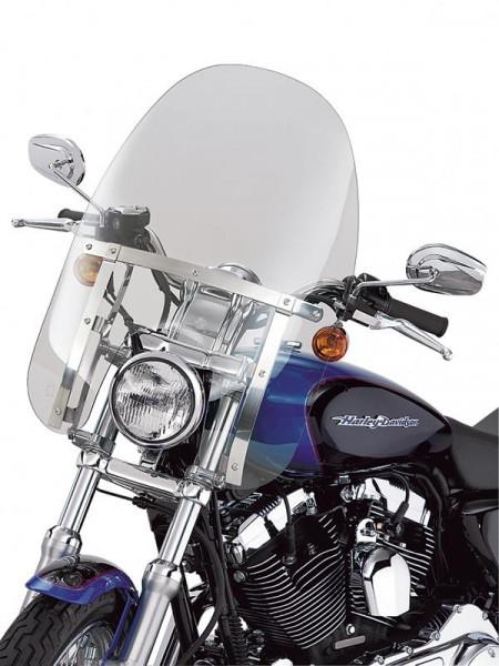 Harley Davidson Abnehmbare Kompakt-Windschutzscheibe 58706-09