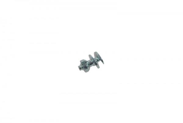 Schraubspikes 1200, 100 Stück Verwendung auf Asphalt, inkl. Einschraubadapter