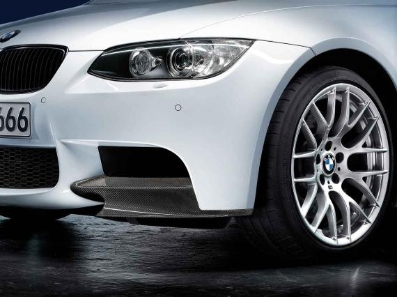 BMW M Performance Frontaufsatz Carbon Flügel M3 E90 E92 E93