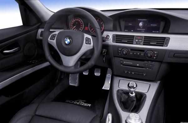AC Schnitzer Lenkrad für BMW 3er E90/E91 LCI
