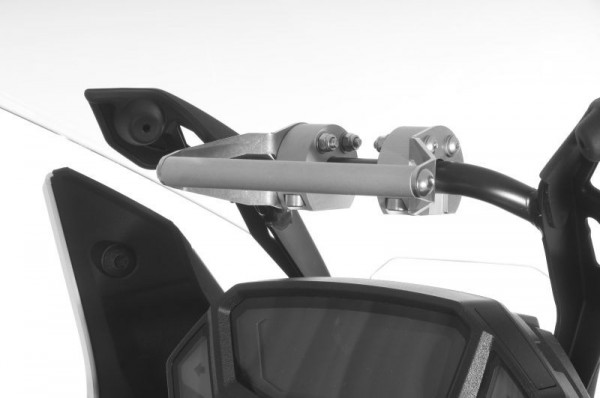 GPS-Anbauadapter über Instrumente, für Honda CRF1000L Africa Twin/ CRF1000L Adventure Sports, Anbaua