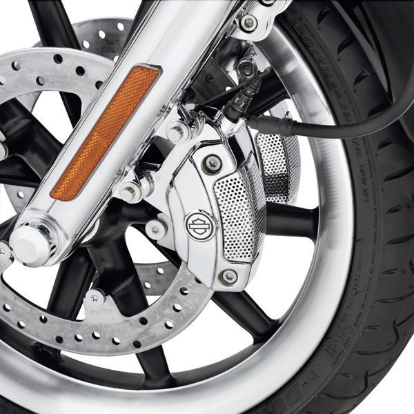 Harley Davidson Bremssattel-Kit - Chrom 42012-06A
