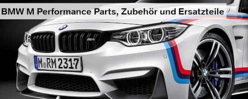 BMW M Performance Parts und Zubehör im Kohl Online Shop entdecken