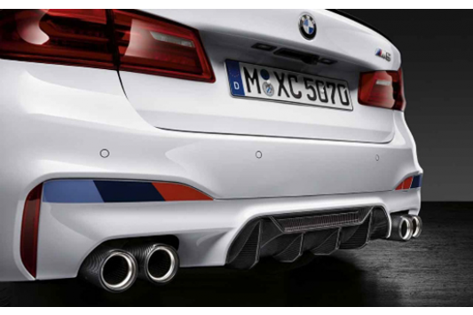 orig. BMW M Performance Heckdiffusor 5er F90 M5