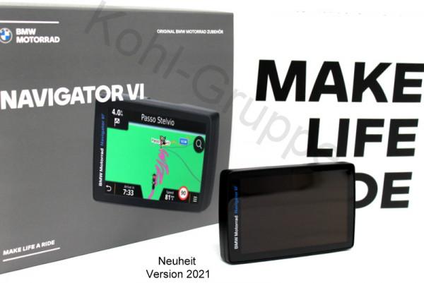 BMW Navigator VI Navi 6 neue Version 2021 Europe Lifetime 77528504067