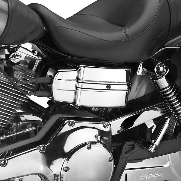 Harley Davidson Spulenabdeckung - Chrom 31709-04