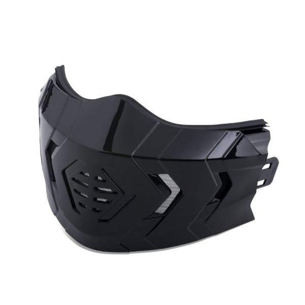 Harley Davidson Shell Replacement Face Mask Schwarz glänzend 98199-20VR