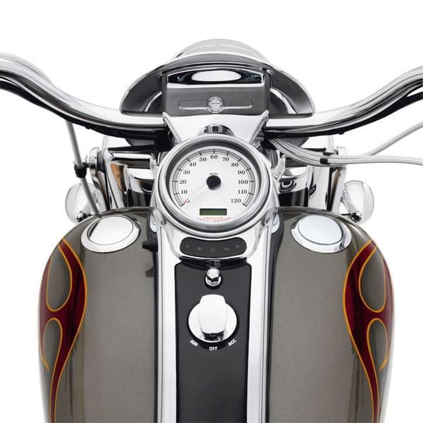 Harley Davidson Bündiger Tankdeckel und Tankanzeige 62910-09C
