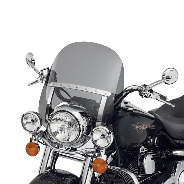 "Harley Davidson Road King 14"" H-D® Detachables Windabweiser 57357-07"