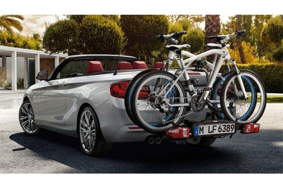 E Bike Fahrradhecktrager Pro 2 0 Lhd 82722287886 Bmw