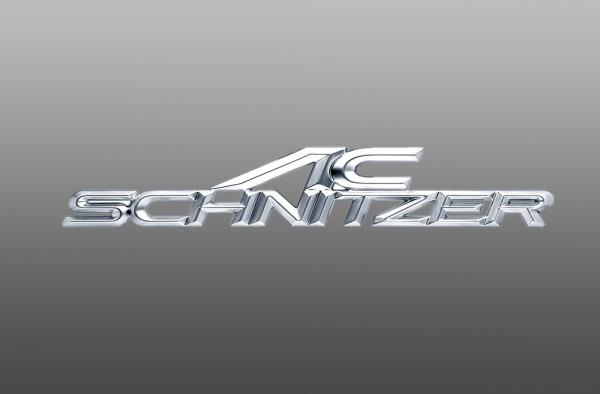 AC Schnitzer Front Typschild für alle BMW + MINI
