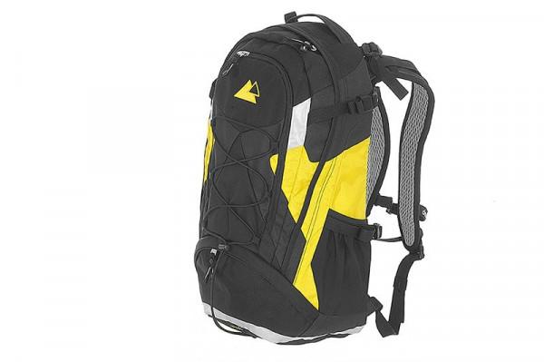 Rucksack ?Touratech Adventure 2?, gelb-schwarz