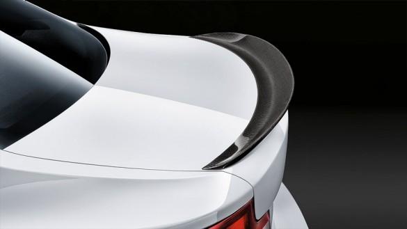 Orig. BMW M Performance Heckspoiler Carbon 2er F22 / M2 F87