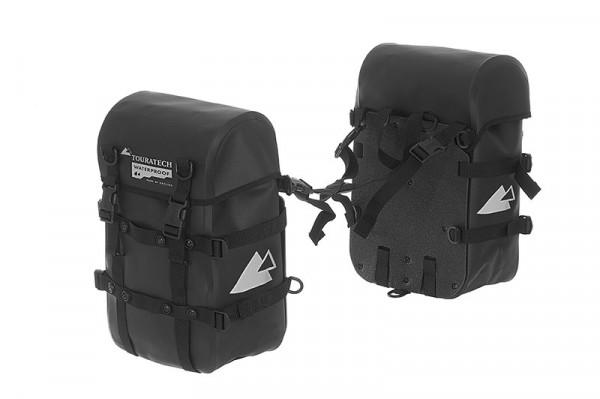 Packtaschen ENDURANCE Strap (Paar), schwarz, by Touratech Waterproof