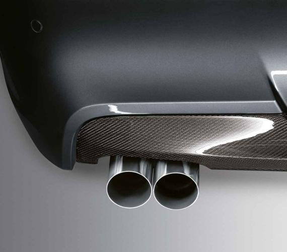 BMW M Performance Schalldämpfer System E90 E91 LCI 316d 318d 320d