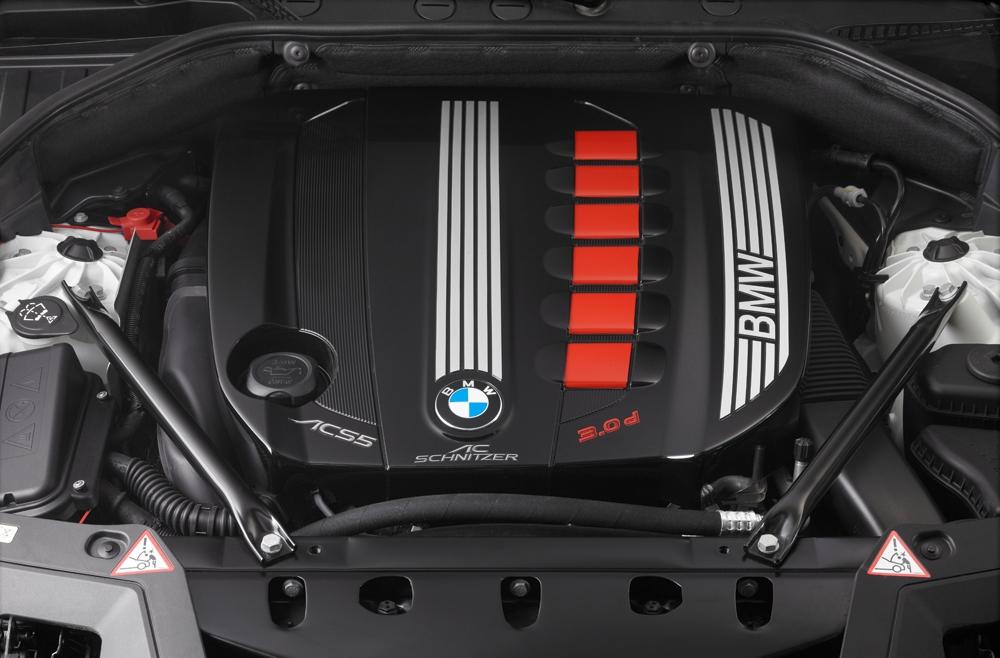AC Schnitzer Motoroptik für BMW 3er E90, E91 LCI für 1.6d - 2.0d