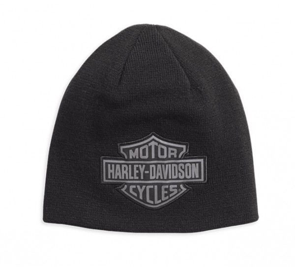 Harley-Davidson Reversible Logo Knit Hat 99493-17VM
