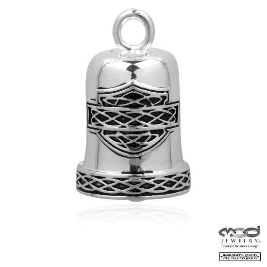 "HD Harley Davidson Riding Bell ""Celtic Design"""