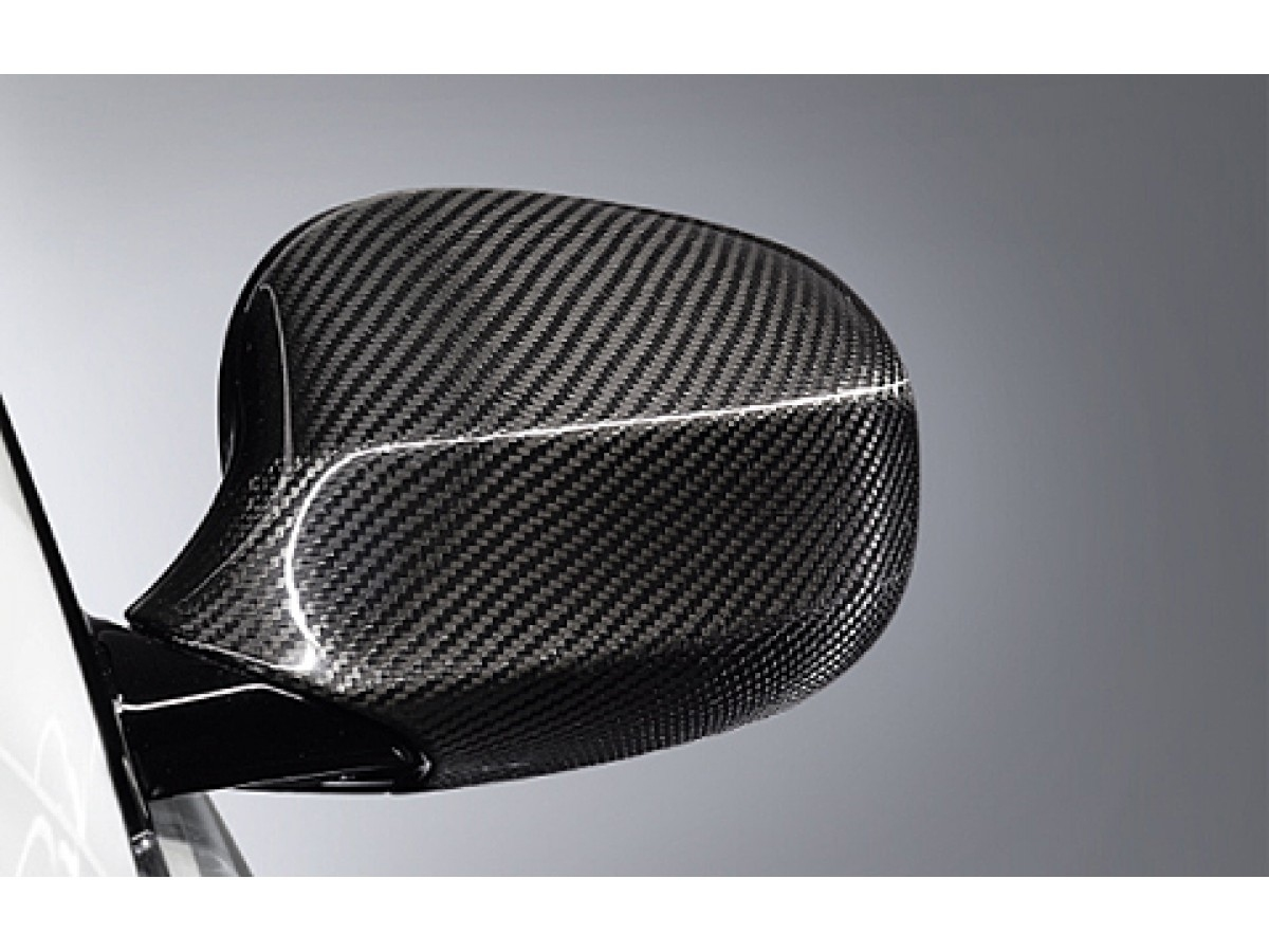 Orig. BMW M Performance Außenspiegelkappe Carbon links E90 E91 vor Bj. 09/08
