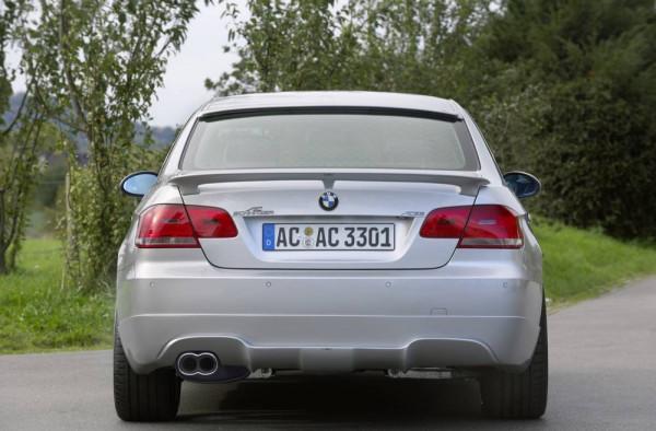 AC Schnitzer Heckschürze für BMW 3er E92/E93
