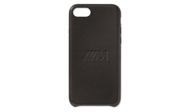 BMW M Mobilephone Case für iPhone X Leder
