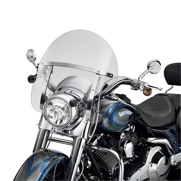 Harley Davidson H-D® Detachables™ Windschutzscheiben - Road King Modelle 57981-97