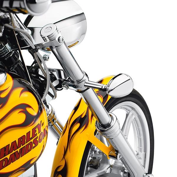 Harley Davidson Blinkerverlegung vorn 58742-05
