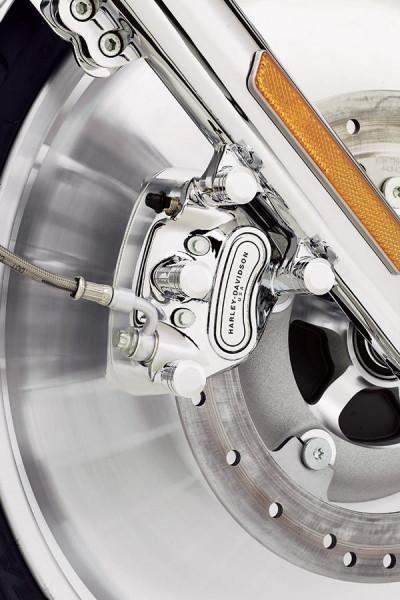 Harley Davidson Bremssattel-Kit - Chrom 44392-00A