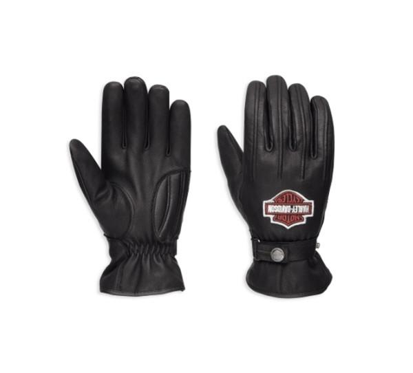 Harley-Davidson Enthusiast Leder Handschuhe 98356-17EM