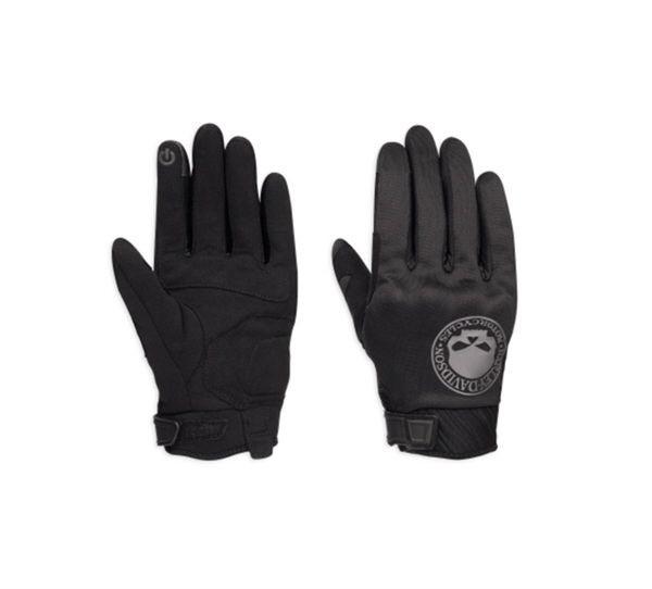 Harley-Davidson Skull Softshell Handschuhe Herren 98364-17EM