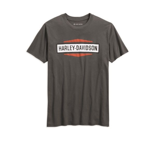 Harley-Davidson Stracked Graphic Slim Fit T-Shirt 99078-18VM