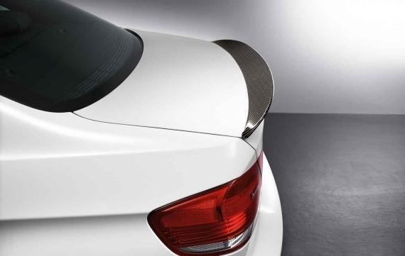 orig. BMW M Performance Heckspoiler Carbon 3er E92 und E92 LCI
