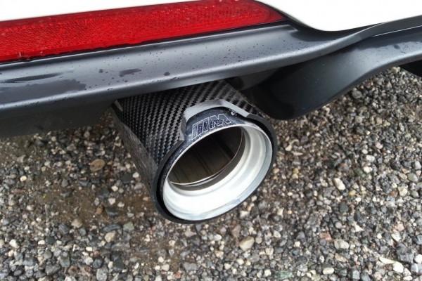 BMW M Performance Endrohrblende Carbon 2er F22 F23 3er F30 F31 4er F32 F33 F36