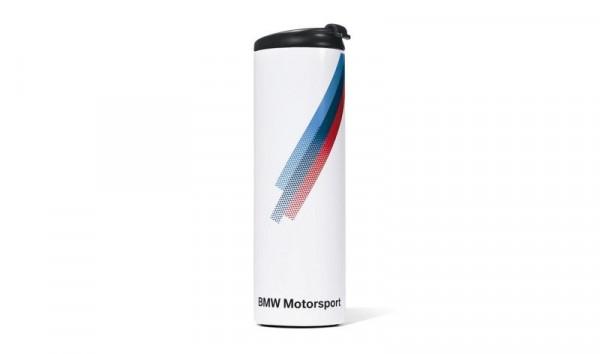 BMW Motorsport Thermobecher Edelstahl
