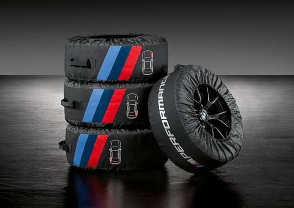 BMW M Performance Reifentaschen Satz 4 Stück